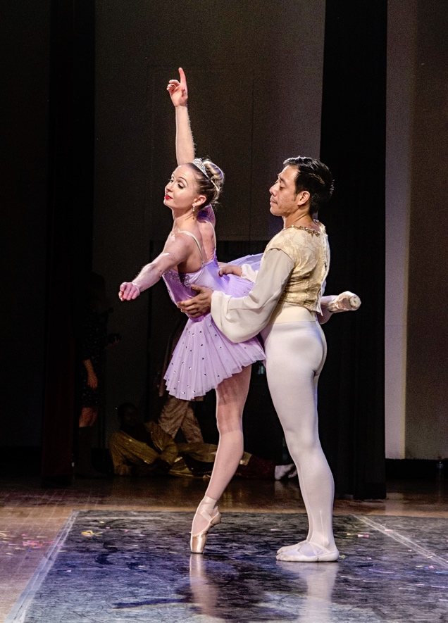 Cinderella at Ballet Long Island