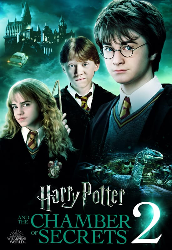 IN PERSON Harry Potter and the Chamber of Secrets at Ridgefield Playhouse