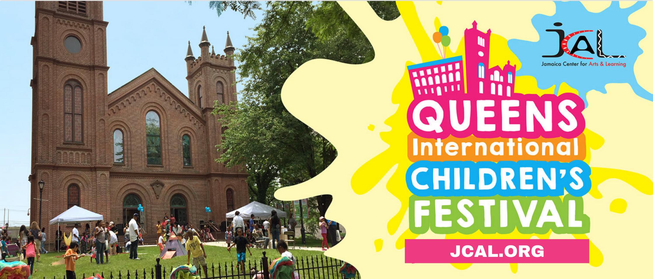 Queens International Childrens Festival at Jamaica Performing Arts Center