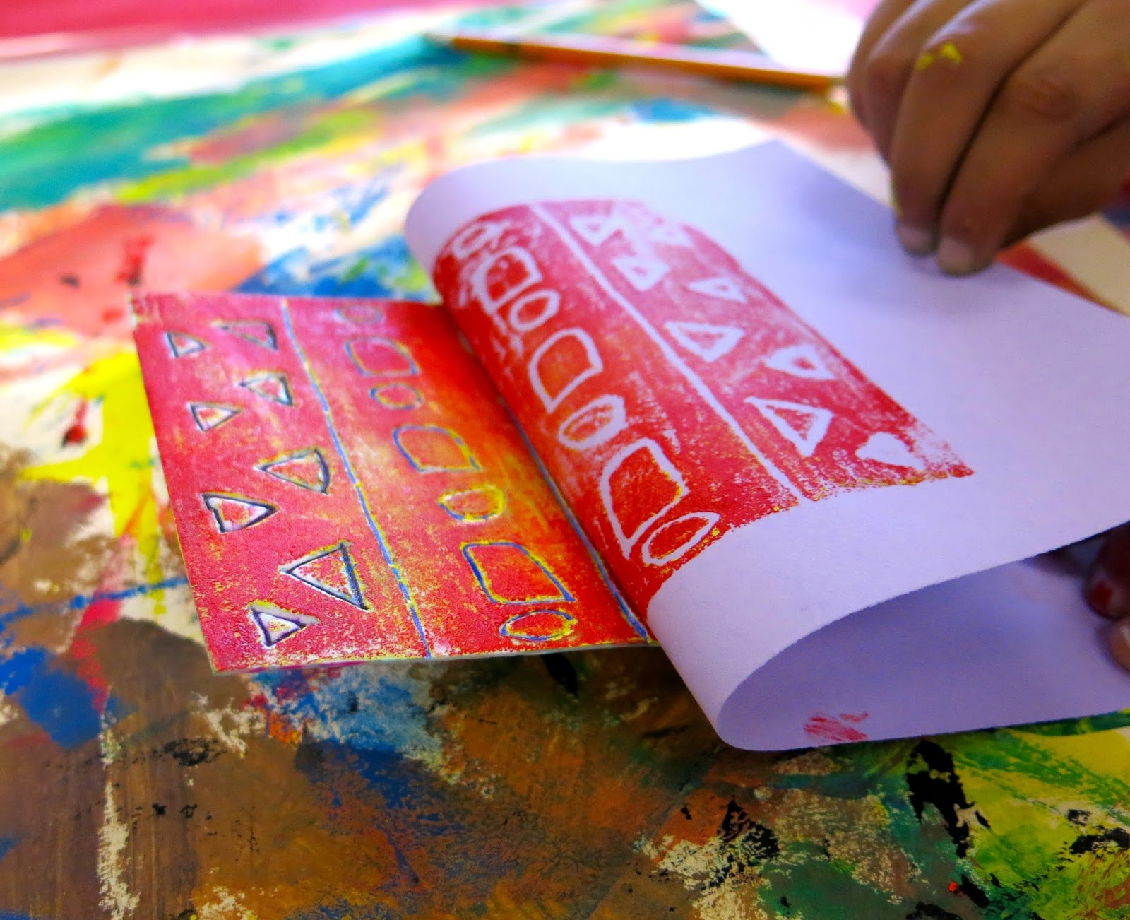 Get Creative With Printmaking at The Rye Arts Center