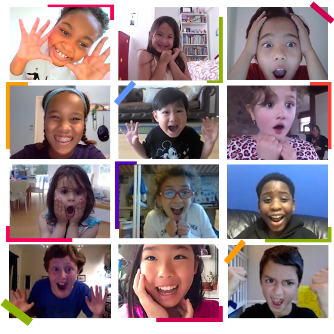 ONLINE TADA! Youth Theater's FREE Online Open House at TADA! Youth Theater