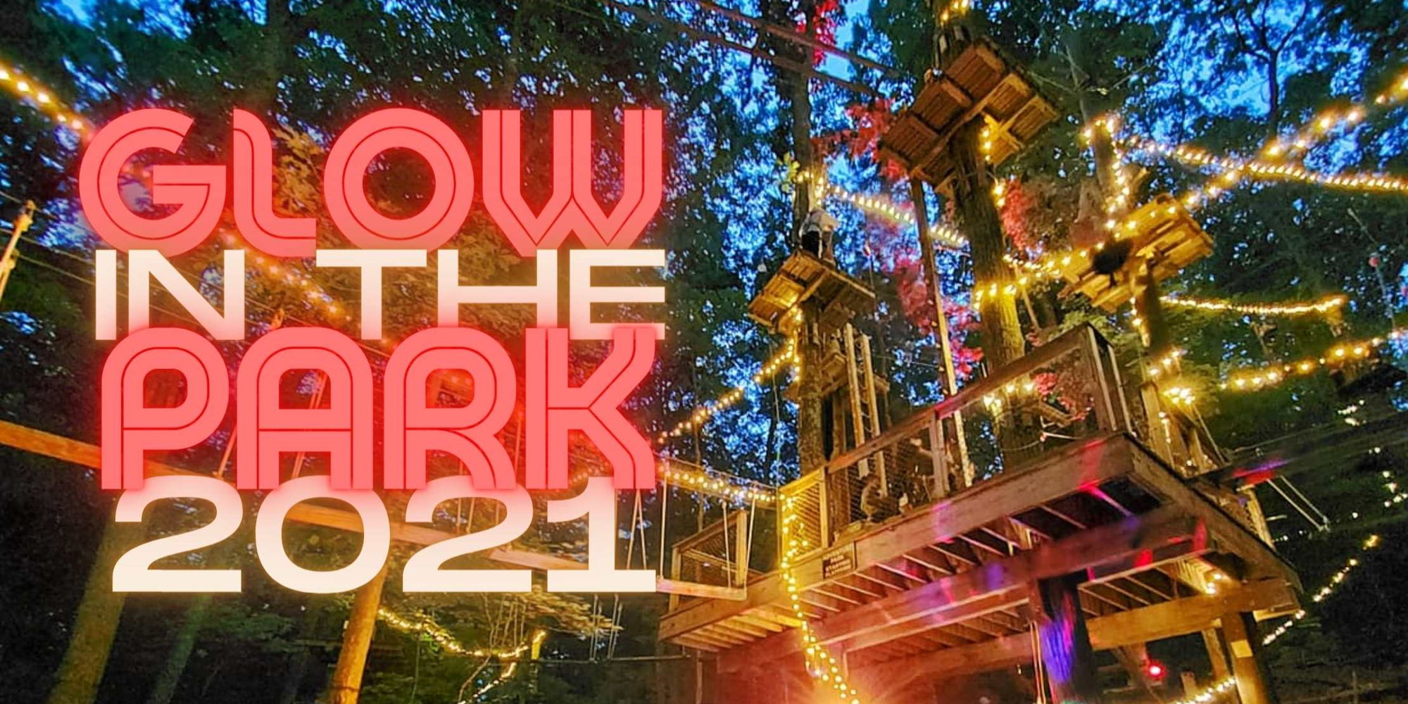 Glow in the Park at The Adventure Park at Long Island