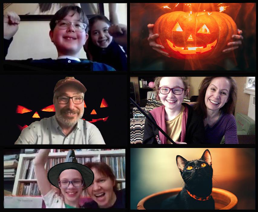 ONLINE Haunted Tales: The Online Halloween Family Scavenger Hunt at Watson Adventures