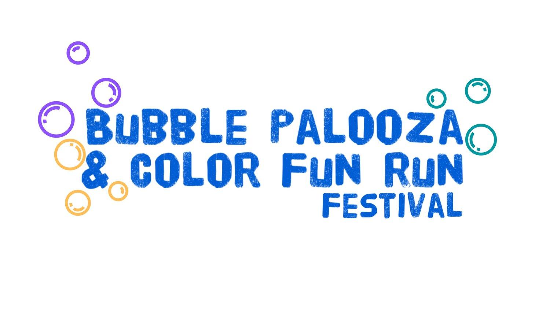 Bubble Palooza & Color Fun Run Festival at Long Island Sports Park
