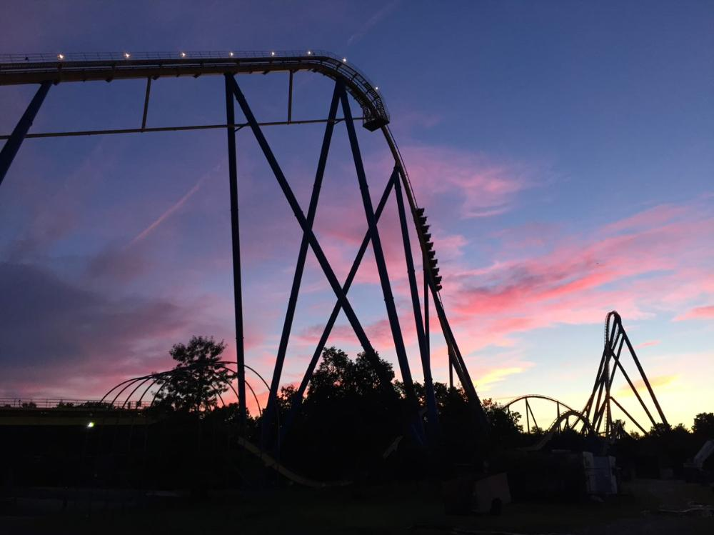 Coaster Power Hours Fridays at Six Flags Great Adventure
