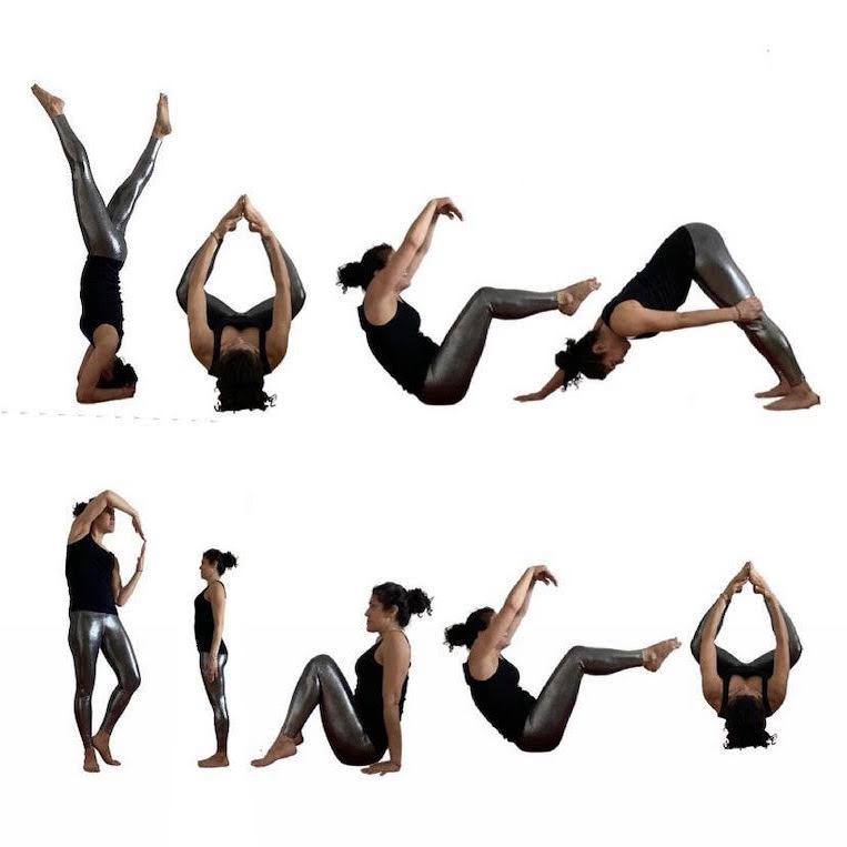 Yoga Bingo on Zoom at Karma Kids Yoga
