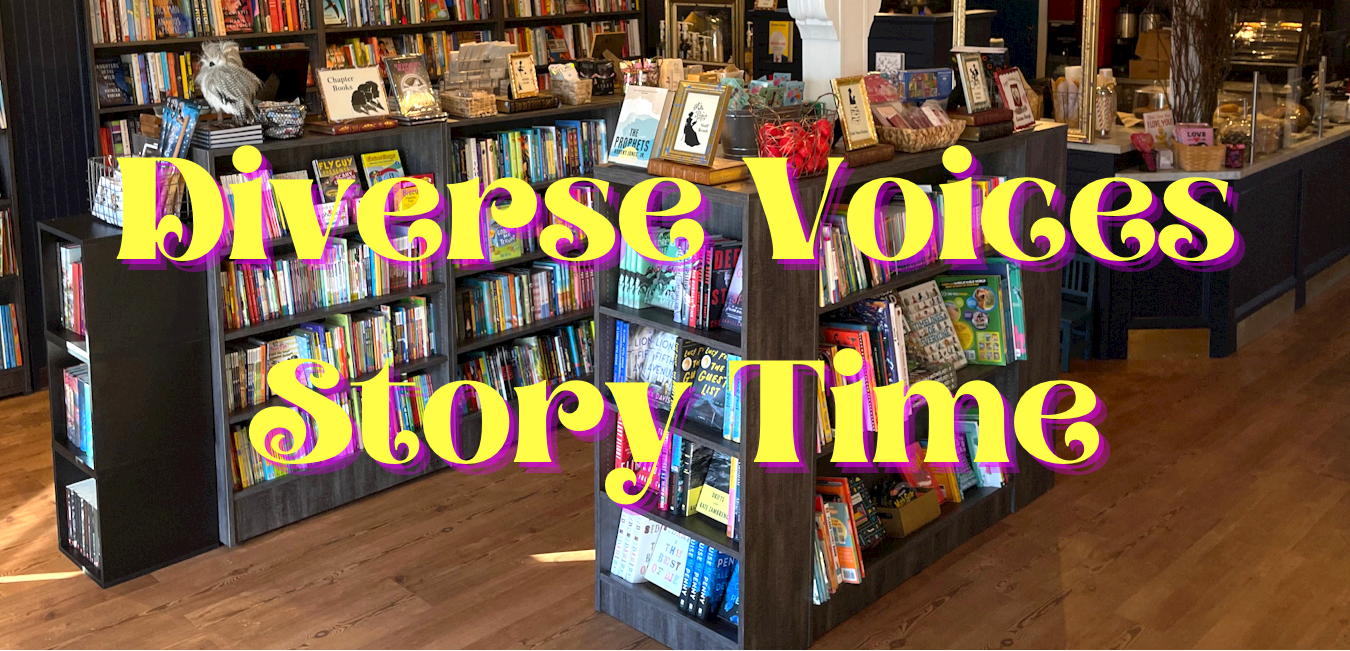 ONLINE Diverse Voices Story Time on Zoom at Katonah Reading Room