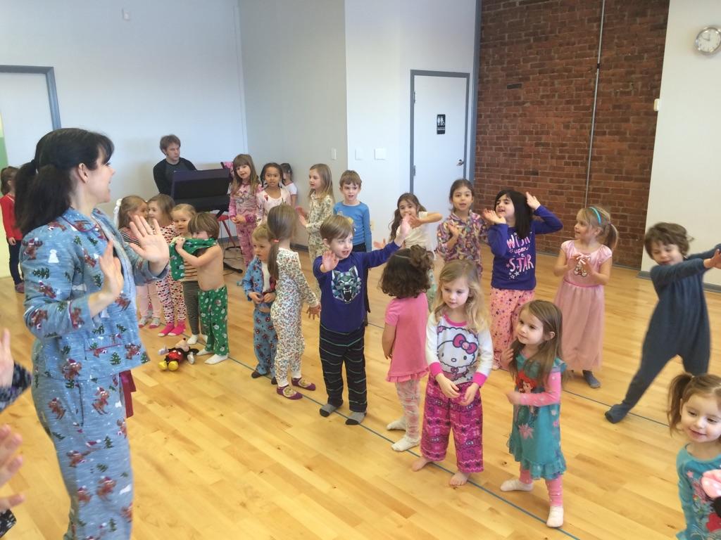 Artistree's Pajama Party at Artistree Performing Arts