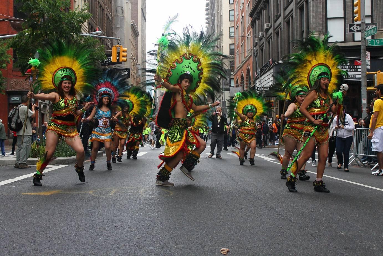 Dance Parade 2021 at Dance Parade
