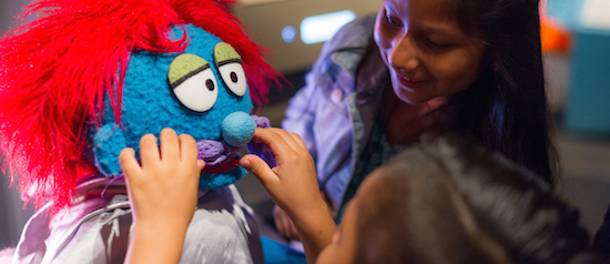 Anything Muppets with Silly Willy & Friends at Museum of the Moving Image
