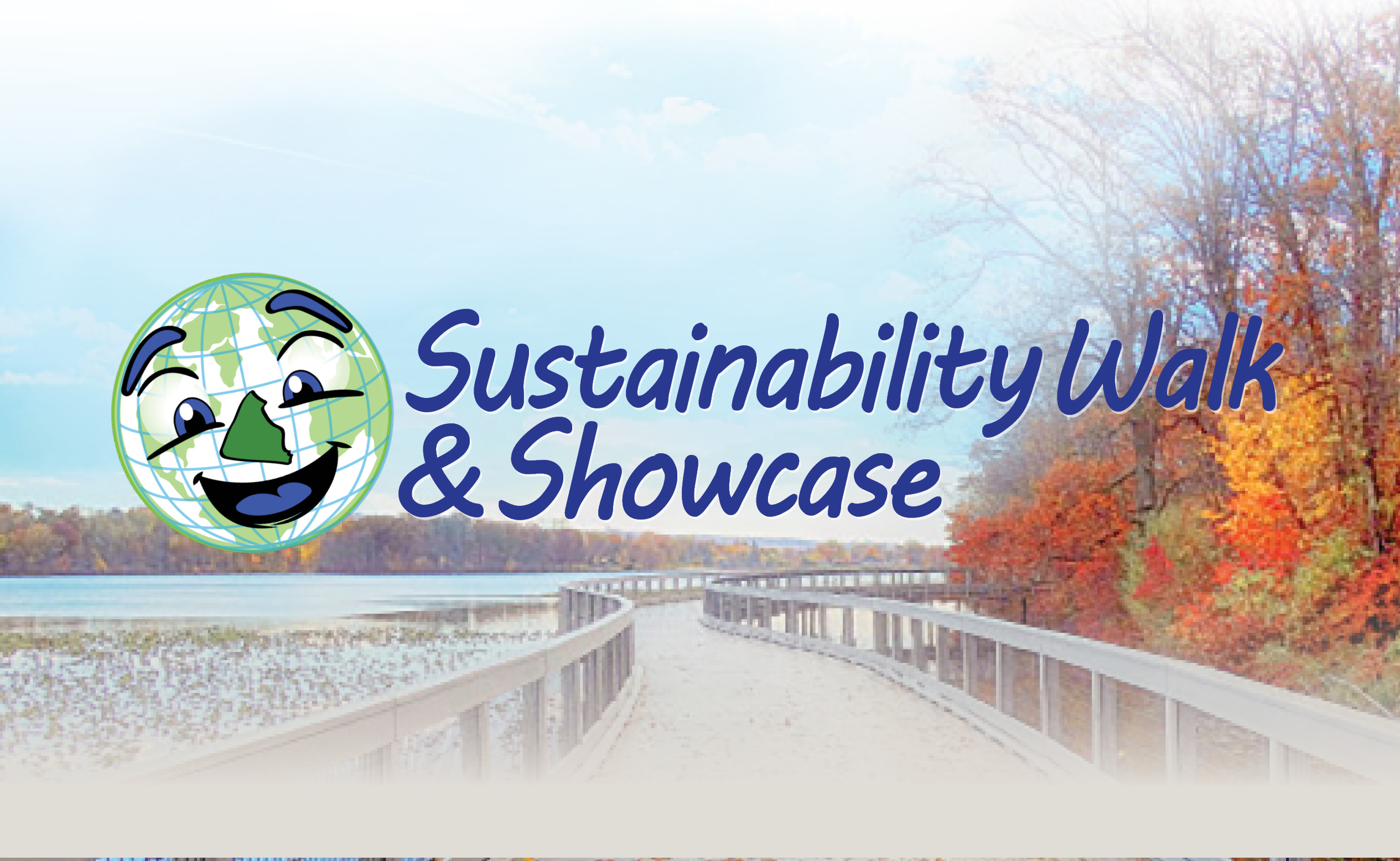 Sustainability Walk & Showcase Fundraiser at Congers Lake Memorial Park