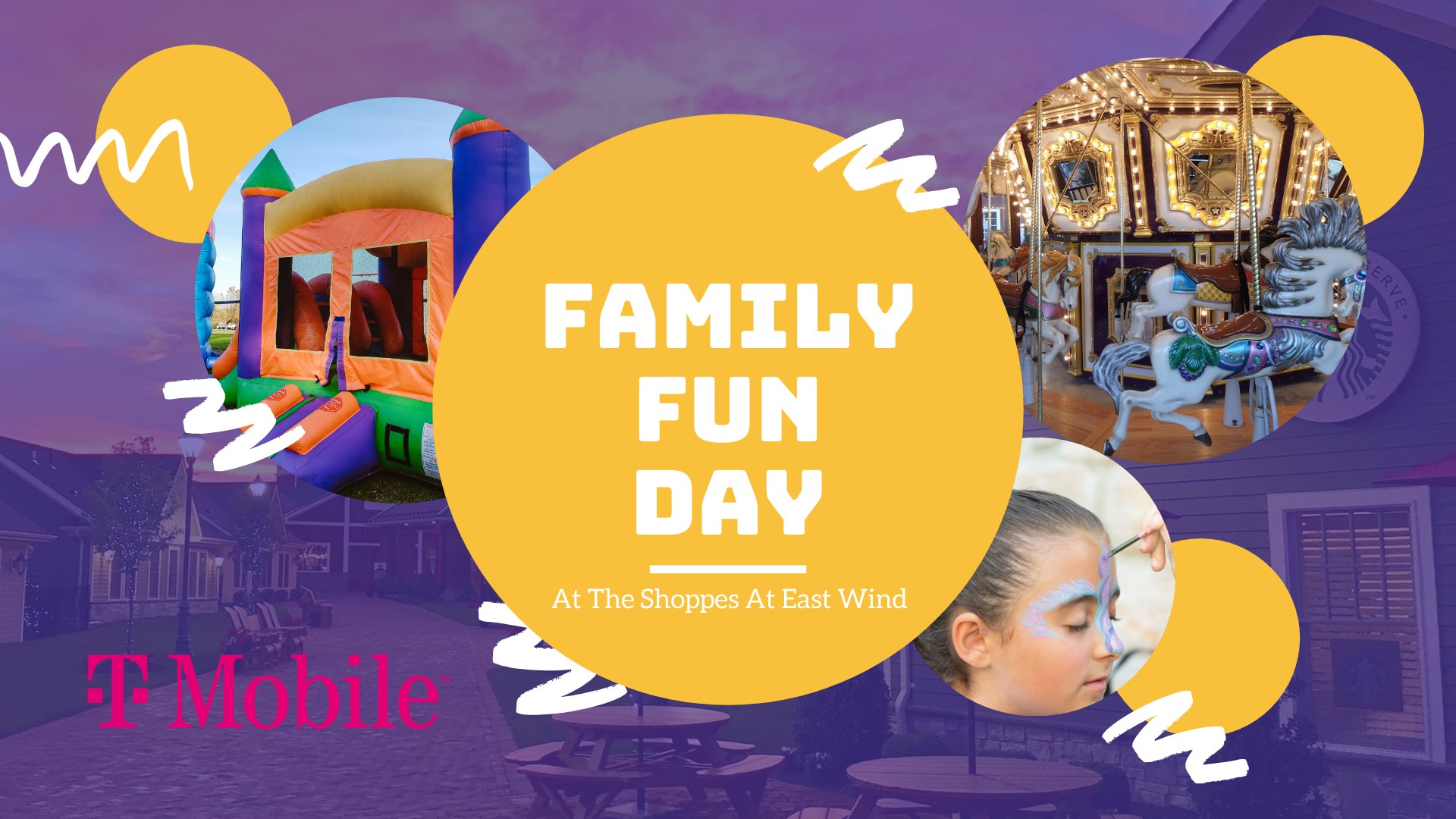 Family Fun Day at The Shoppes at East Wind