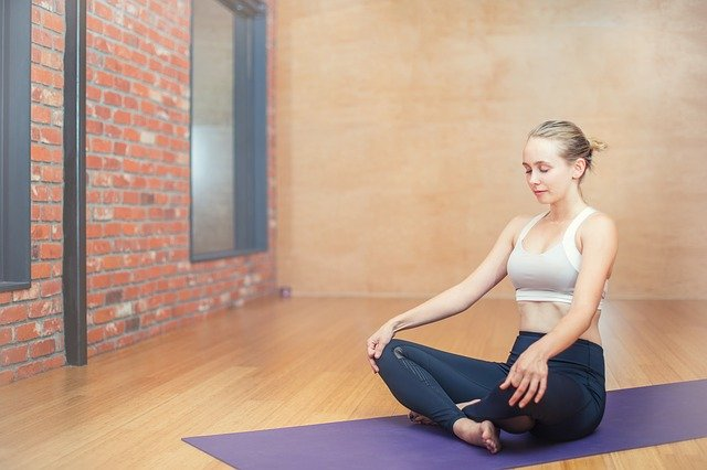 ONLINE Virtual Yin Yoga @ Home at Patchogue-Medford Library