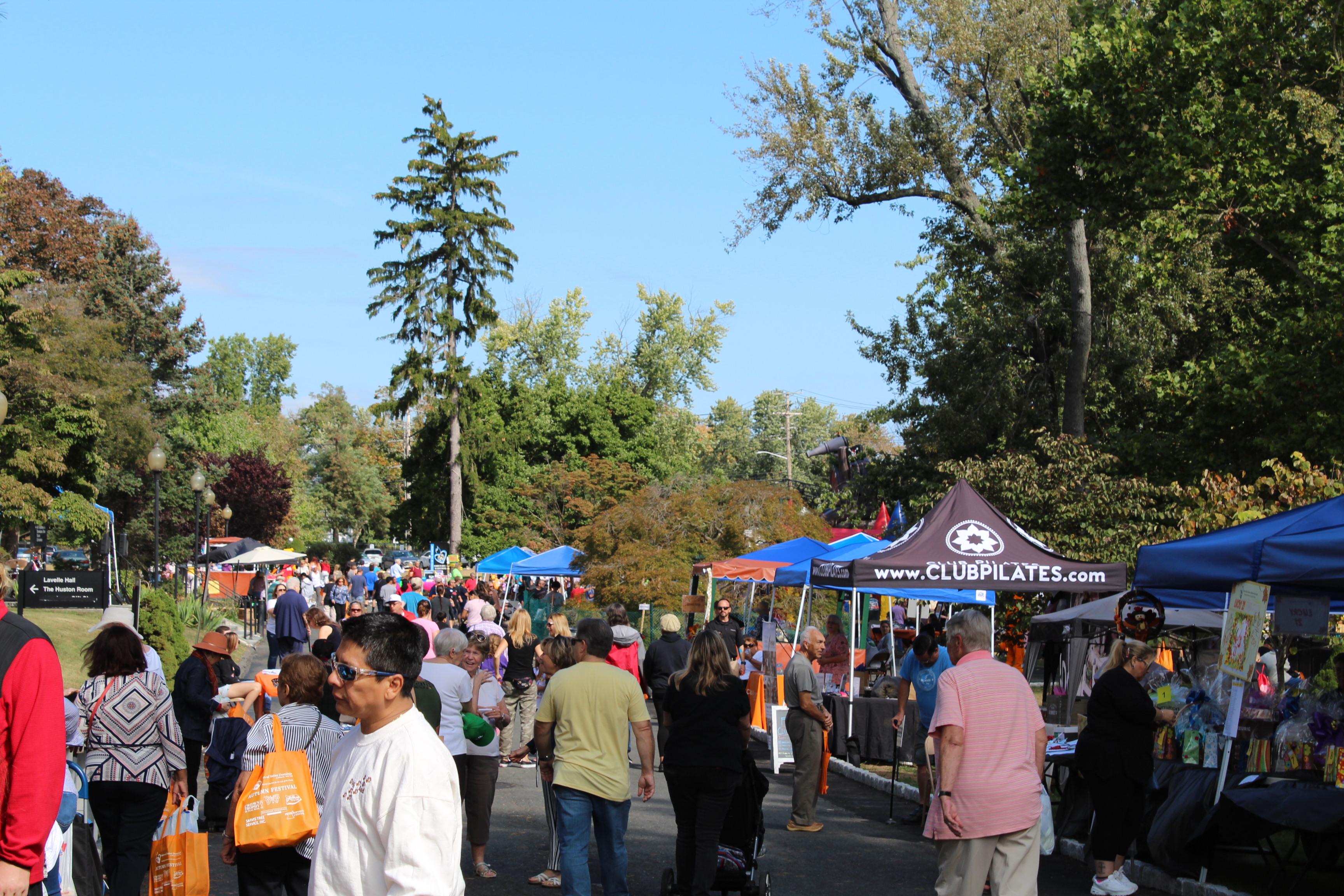 CANCELED: Blauvelt Autumn Festival at Sisters of Saint Dominic of Blauvelt