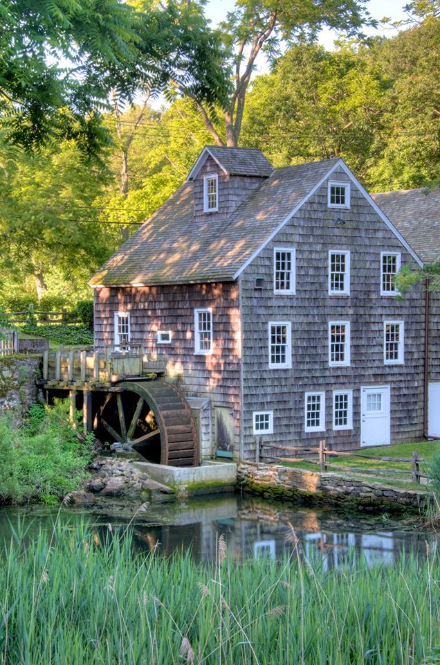Grist Mill Tours & Country Store at The Stony Brook Grist Mill (c. 1751)