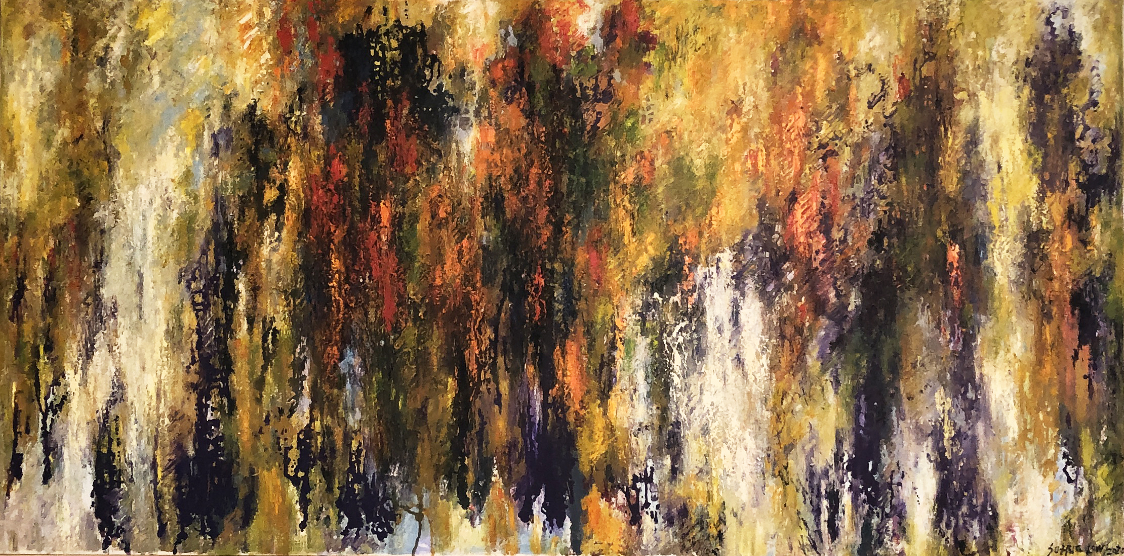 Seasons of Change Exhibition at Rockland Center for the Arts