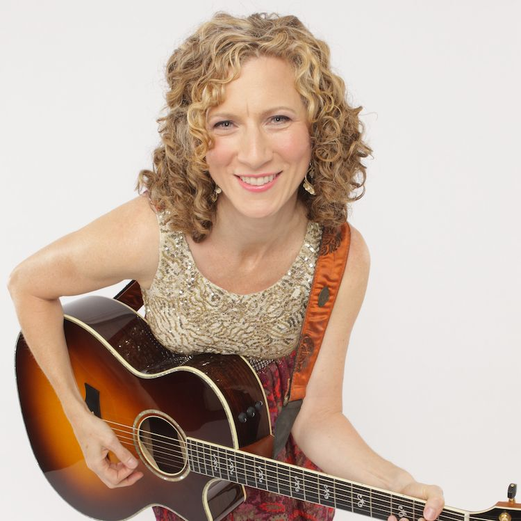 Laurie Berkner Greatest Hits Solo Show at Paramount Hudson Valley Theater