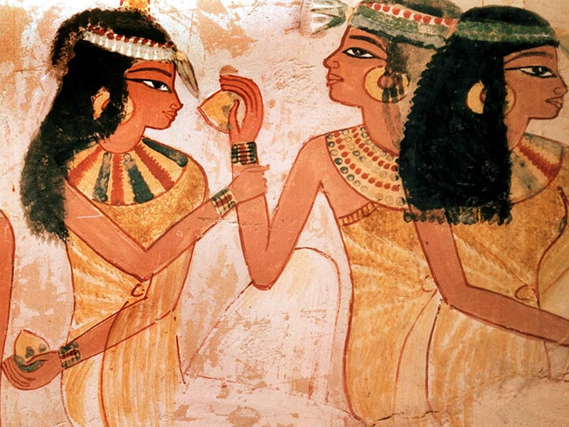 Living as A Woman in Ancient Egypt at New City Library