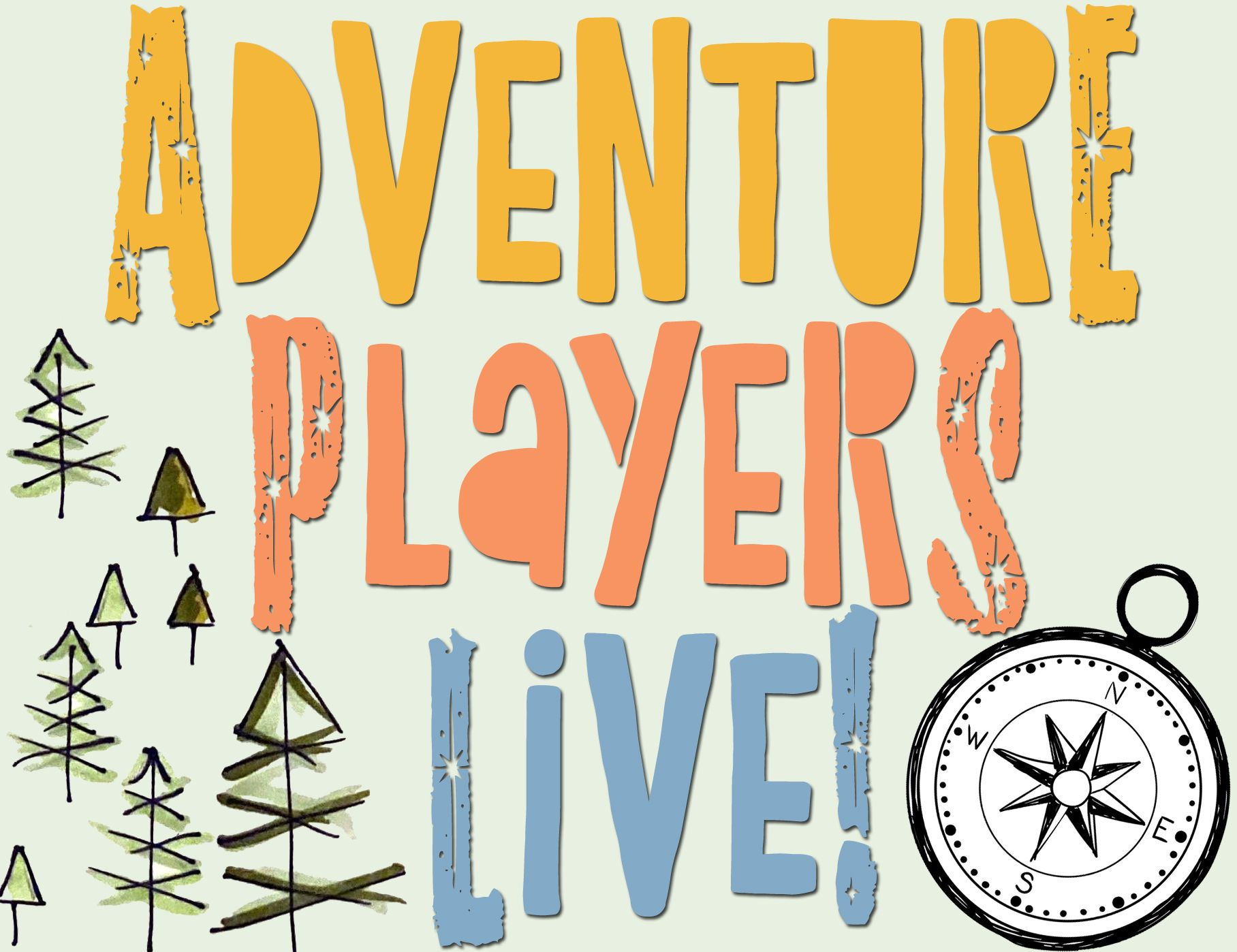 ONLINE Players Live! Fundraiser at Adventure Players Live!