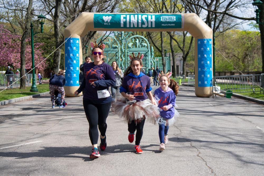 WCS Run for the Wild at Bronx Zoo