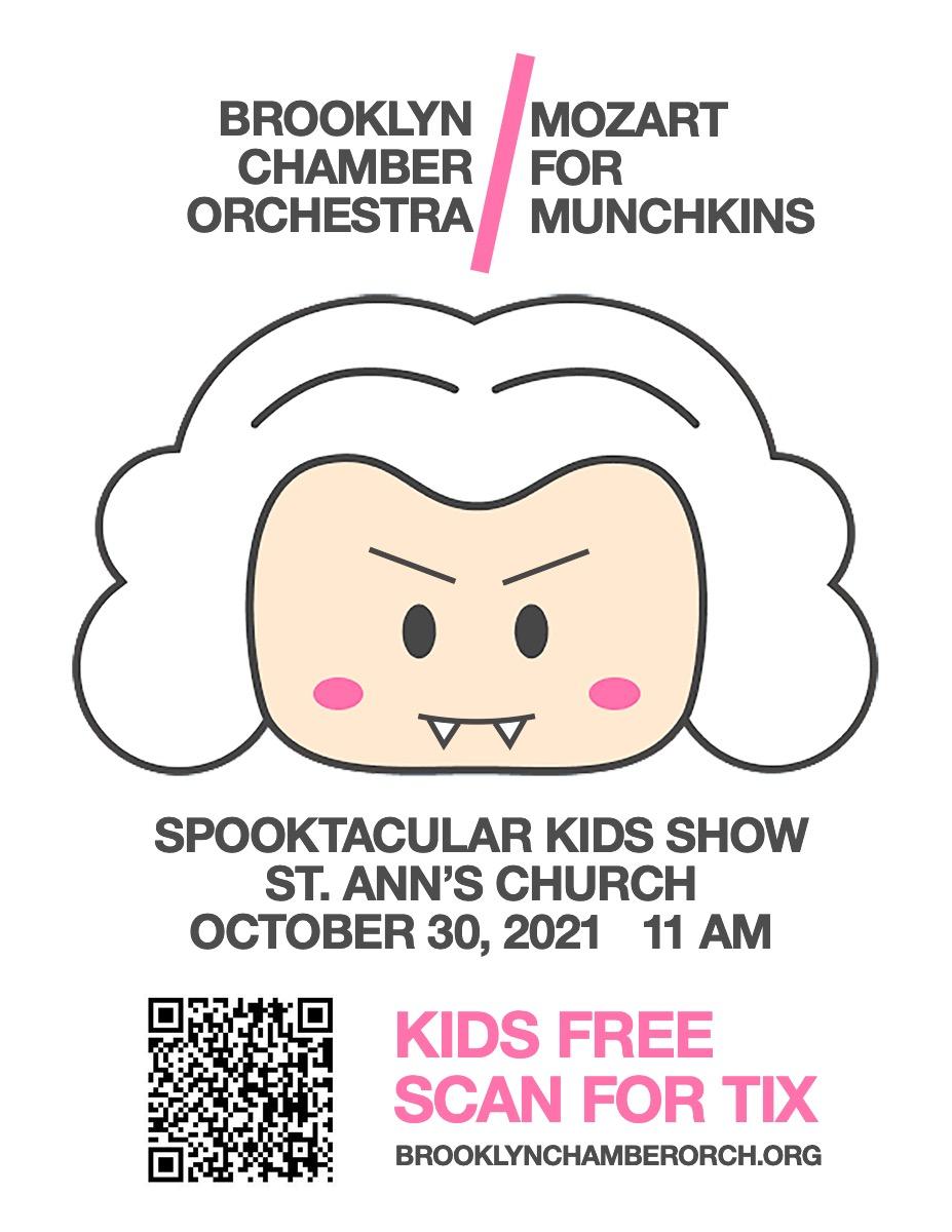 Spooktacular Kid's Concert at St. Ann and the Holy Trinity Church