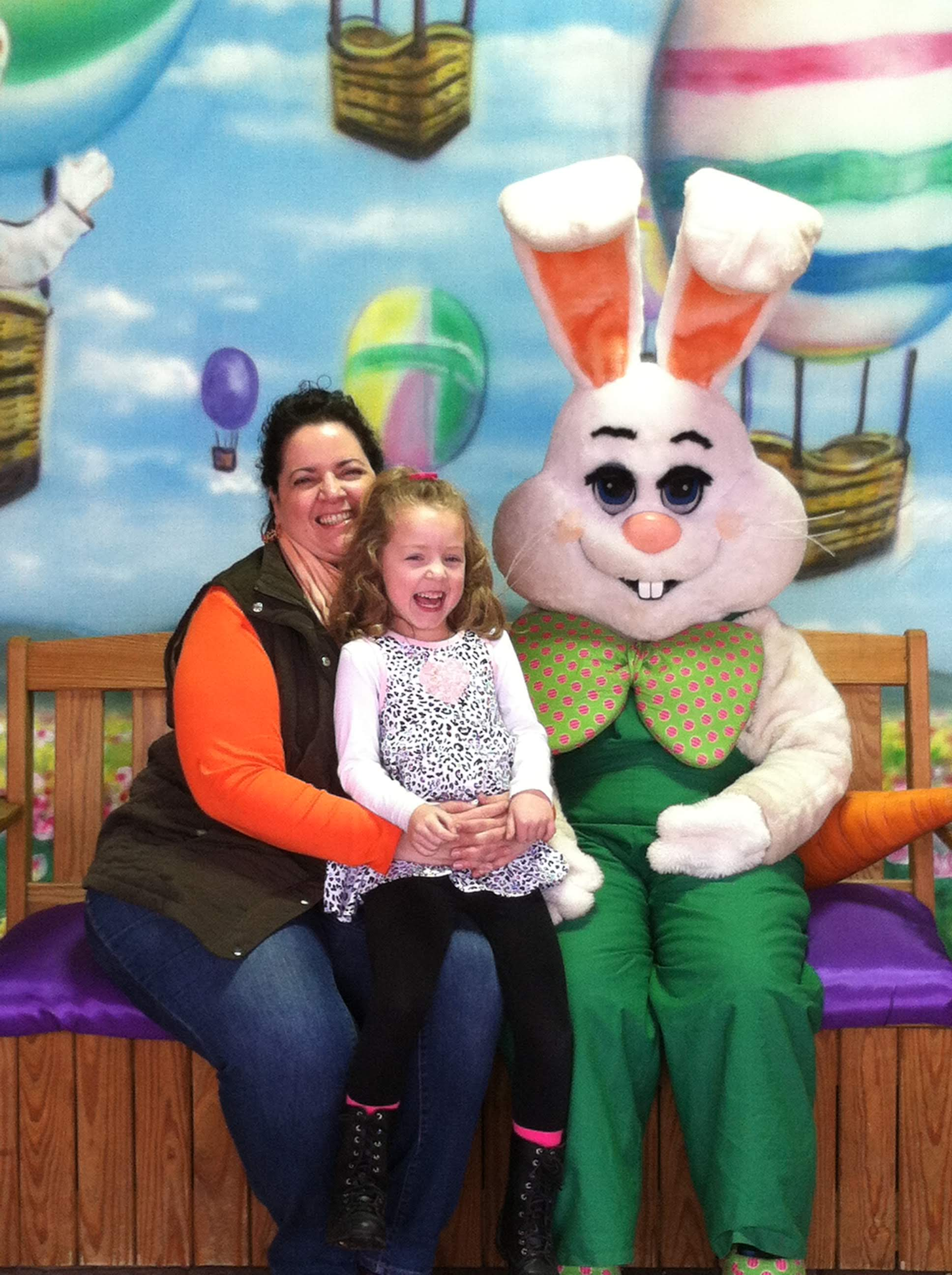 Easter Eggstravaganza at White Post Farms