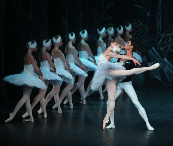 Irina Kolesnikova – Swan Lake at Brooklyn Academy of Music (BAM)