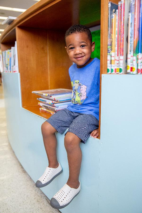Story Play at Brooklyn Public Library, Eastern Parkway
