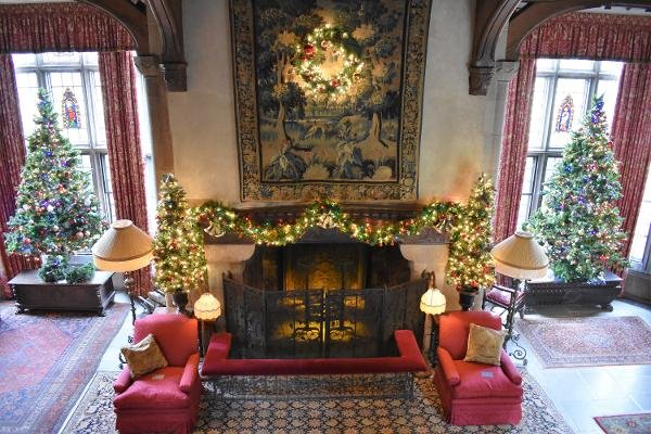 Holiday Festival at Coe Hall at Planting Fields Arboretum