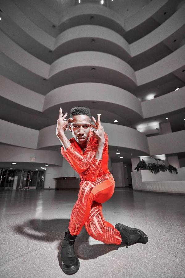 Les Ballet Afrik: New York is Burning by Omari Wiles at The Solomon R Guggenheim Museum