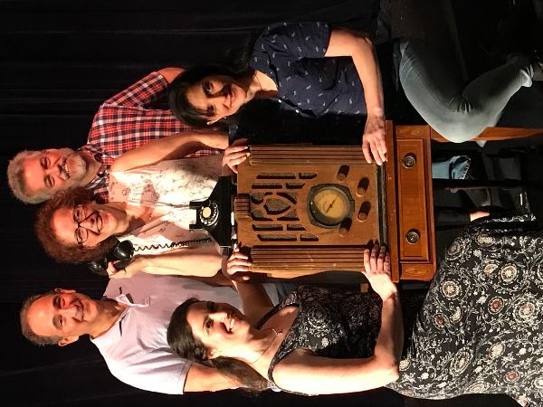 Landmark Radio Theater: The Who Came to Dinner at Landmark on Main Street