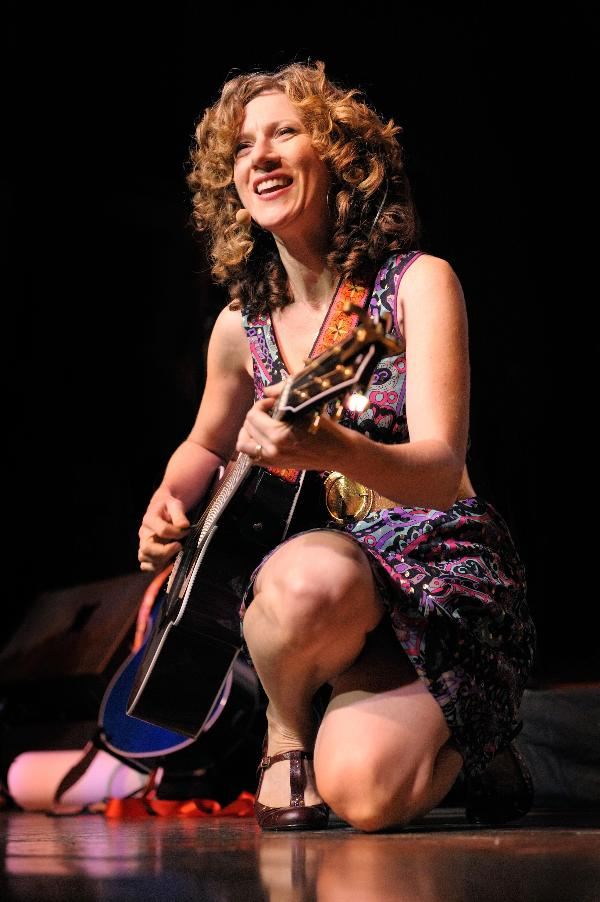 The Laurie Berkner Band at McCarter Theatre Center