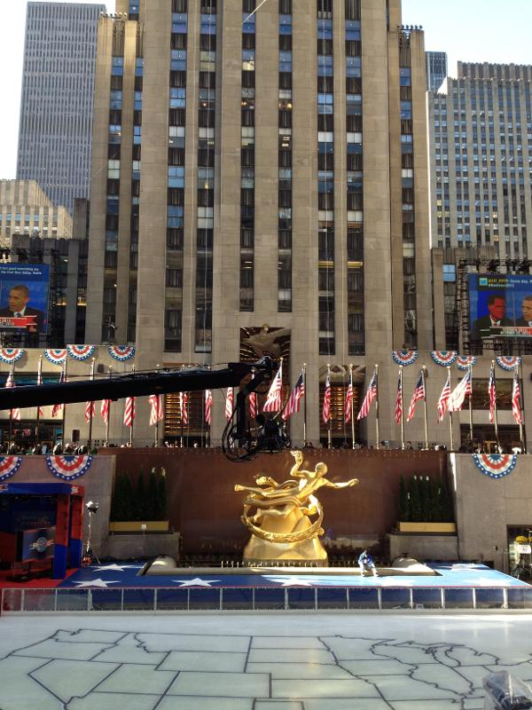 Rockefeller Center Offers Free Outdoor Family-Friendly Wellness and Dance Classes on Select Saturdays in August at Rockefeller Plaza