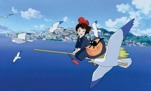 'Kiki's Delivery Service' at Jacob Burns Film Center