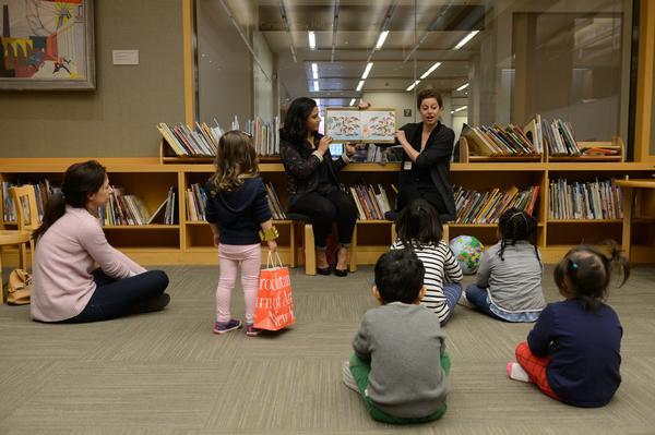 Toddler Storytime at The Metropolitan Museum of Art