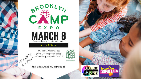 2020 Brooklyn Camp Expo at Williamsburg Northside Lower School