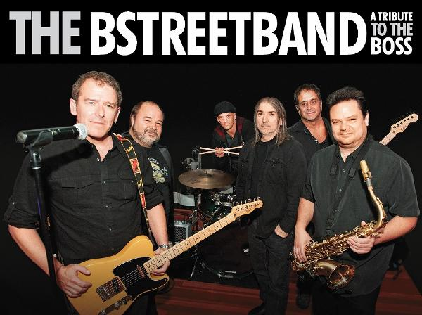 The BStreetBand- A Tribute to The Boss at Paramount Hudson Valley