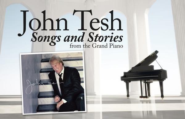 John Tesh at Wall Street Theater