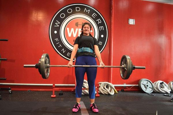 Deadlift For Dogs at Woodmere Fitness Club