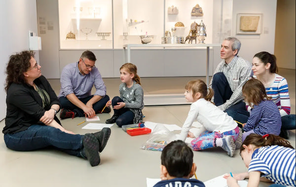 Picture This! Gallery Tour, Art Workshop & Concert with Oran Etkin & Friends at The Jewish Museum