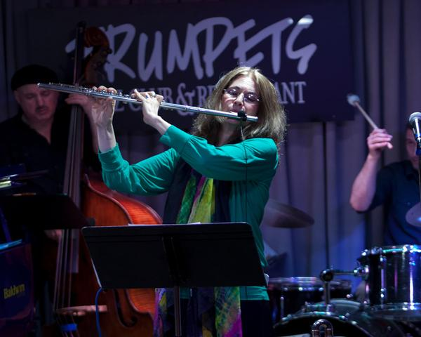 Andrea Brachfeld Jazz Quartet at Flushing Town Hall
