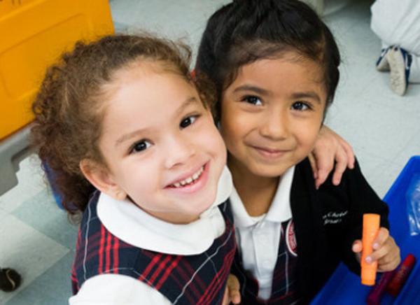 Kindergarten Open House at Corpus Christi Holy Rosary School