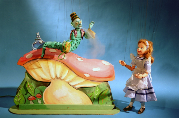 Alice in Wonderland at Puppetworks Inc