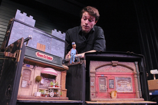 GOAT ON A BOAT PRESENTS JACK'S IN THE BOX BY LANKY YANKEE PUPPETS at Bay Street Theater
