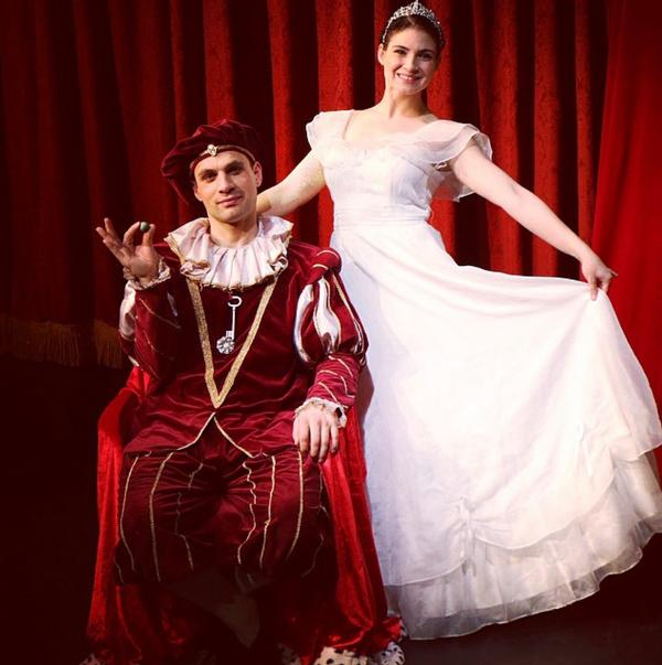 Galli's 'The Princess and the Pea' at Galli Theater
