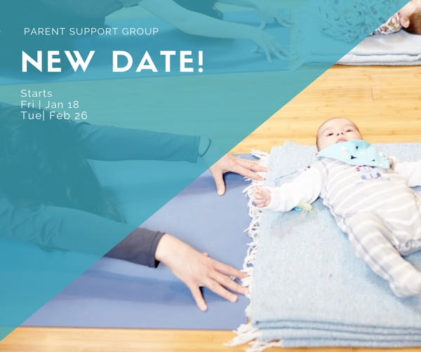 New Parent Support Group at Bend and Bloom Yoga