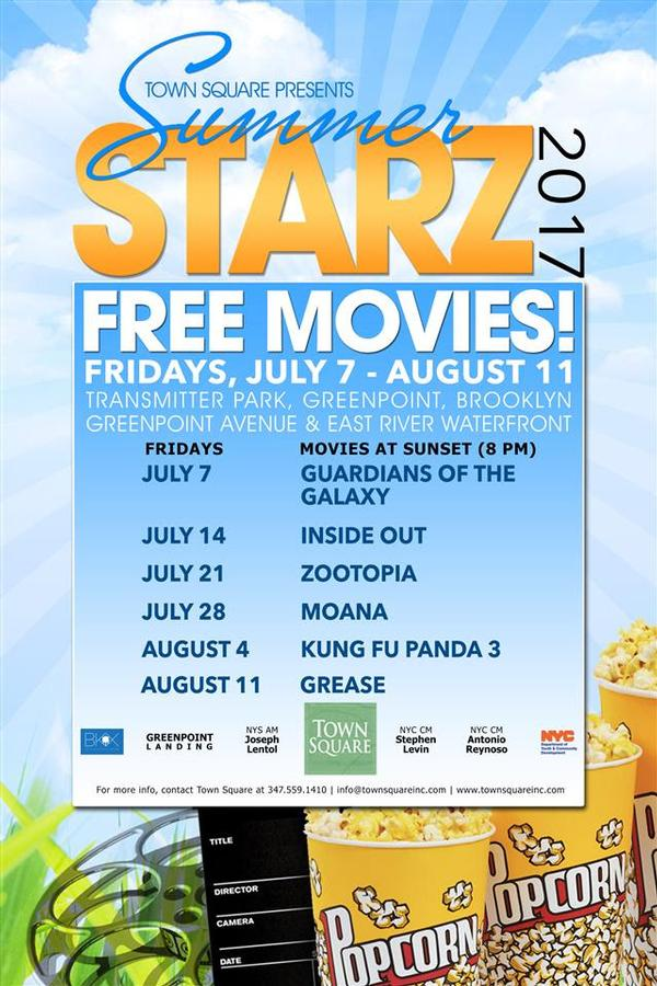 13th Annual Free SummerStarz Movies: 'Grease' at Transmitter Park