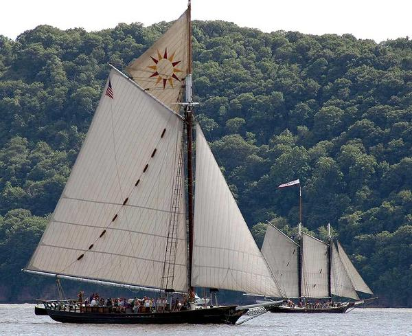 Sail Through Art History at Rockland Center for the Arts