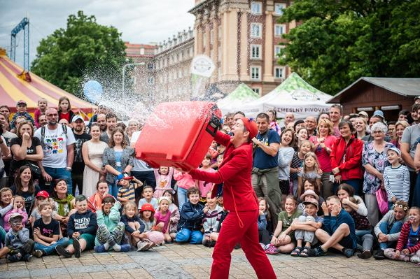 Kids Fest: Circus in the Circle at Madison Square Park