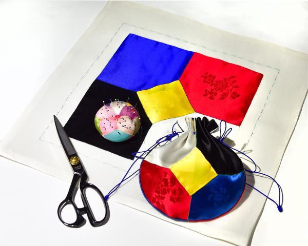 Wearable Art: Make Your Own Lucky Pouch : Bokjumeoni at Flushing Town Hall